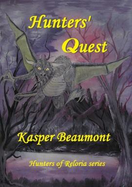 Hunters' Quest ebook
