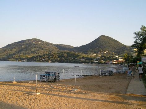 Messonghi Corfu