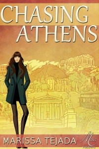 Chasing Athens Cover