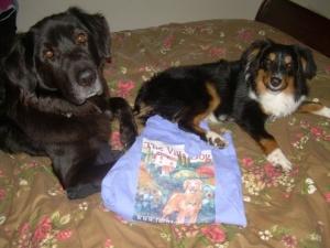 canine kids with Villa Dog