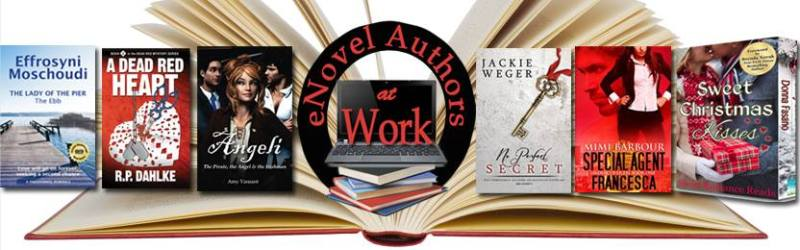 eNovel Authors at Work