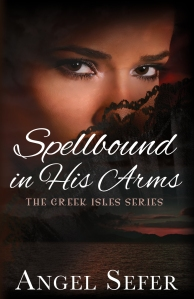 Spellbound in His Arms Official Cover