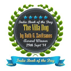 villa dog badge