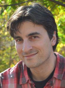 Adam Author Photo
