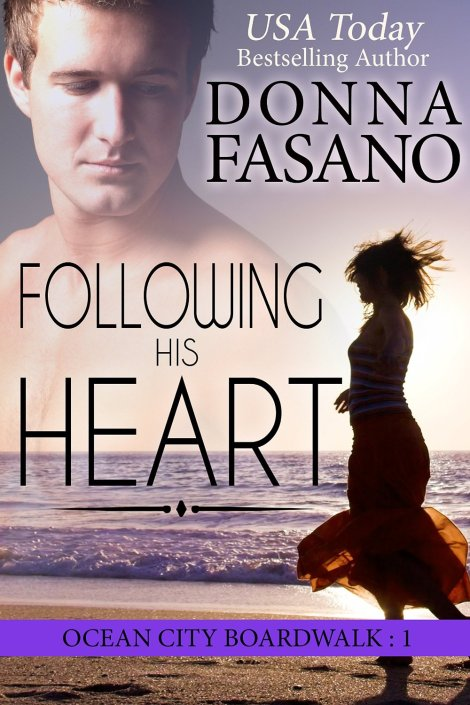 following his heart