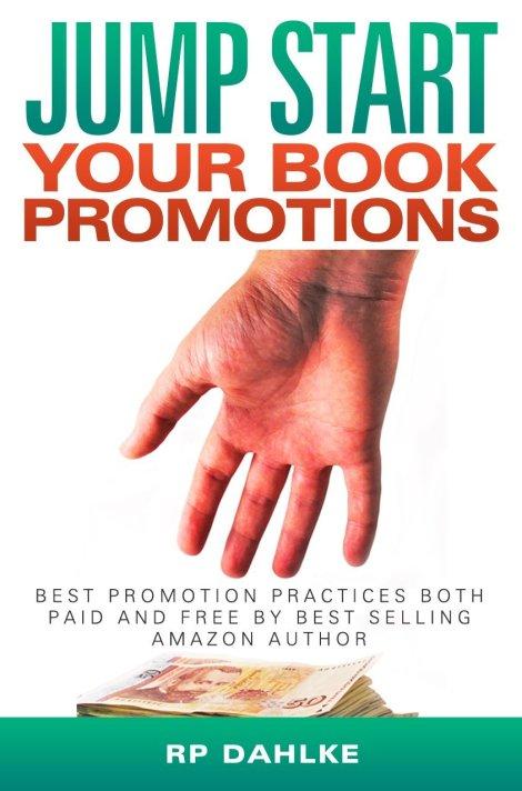 jump start book promo