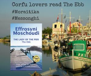 Corfu lovers read The Ebb
