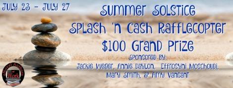 Summer Solstice FB Banner