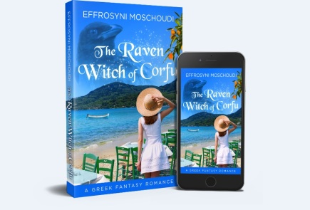 SMALL RAVEN WITCH 3d book mobile jpg